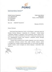 Polskie Górnictwo Naftowe i Gazownictwo SA