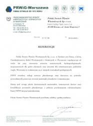 Przedsiębiorstwo Robót Wiertniczych i Górniczych w Warszawie Sp. z o.o.